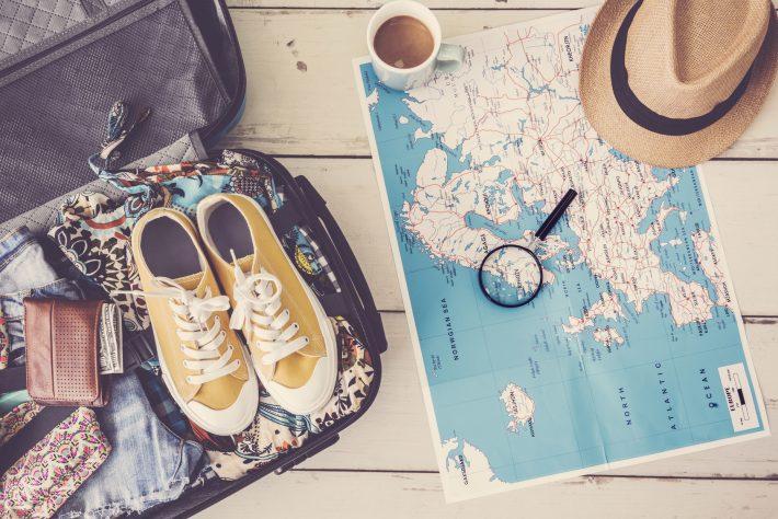 Rzeczy zabierane na wakacje