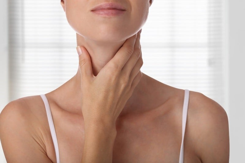 Choroby tarczycy - rodzaje i objawy