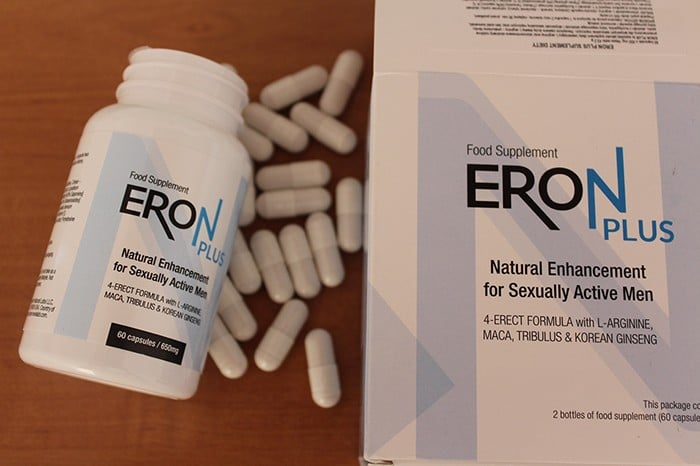 Eron Plus kontra erekcja - na czym polega działanie suplementu?