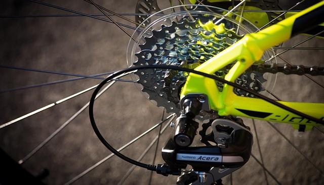 Przerzutki w rowerze MTB