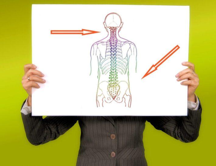 skolioza, skrzywienie kręgosłupa