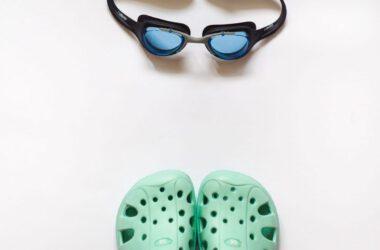 Okulary do pływania dla dziecka