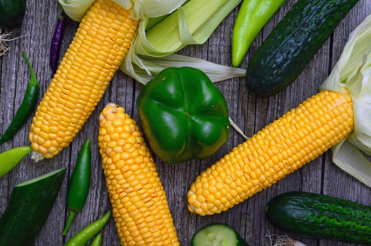 Właściwości kukurydzy