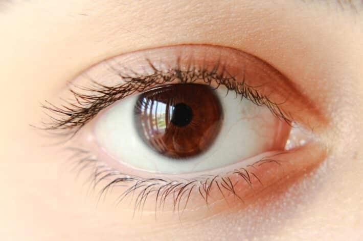 Laserowo skorygowane oko