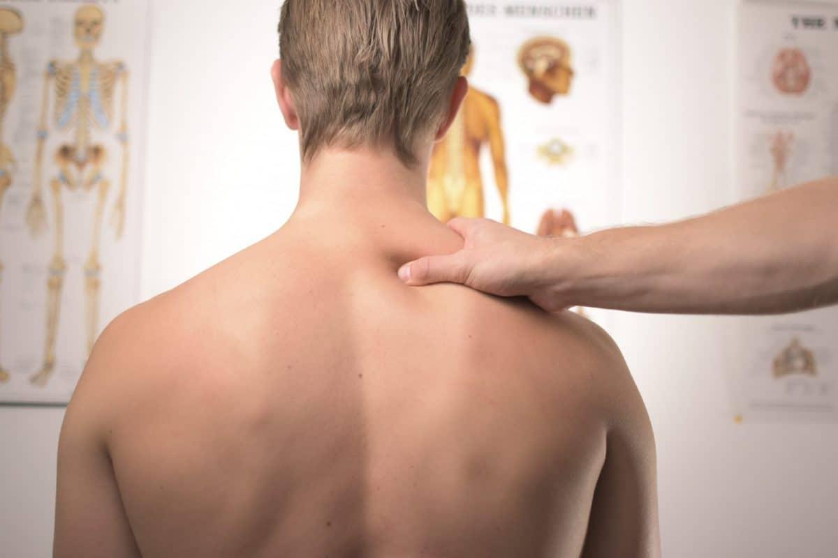 Mata masująca na ból pleców i nie tylko