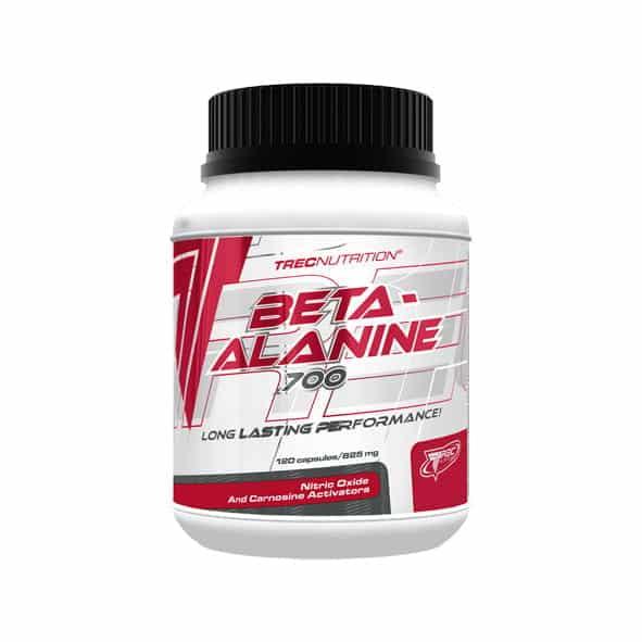 Beta alanina w postaci suplementu