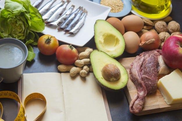 Na jakich produktach opiera się dieta ketogeniczna?