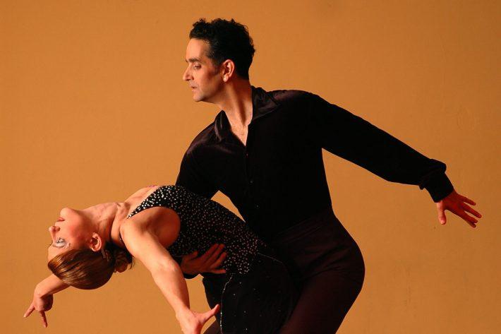 Taniec w parze