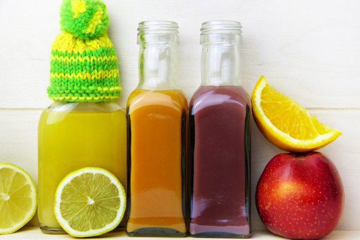 Zdrowe soki odżywcze