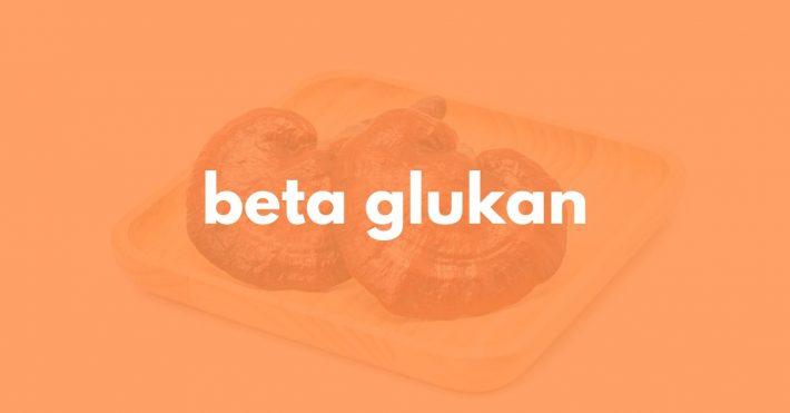 Beta-glukan