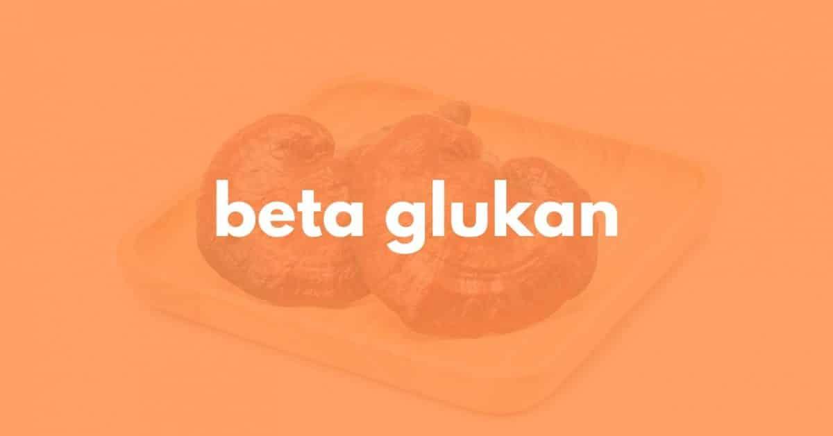 Beta-glukan - działanie, właściwości i przeciwwskazania