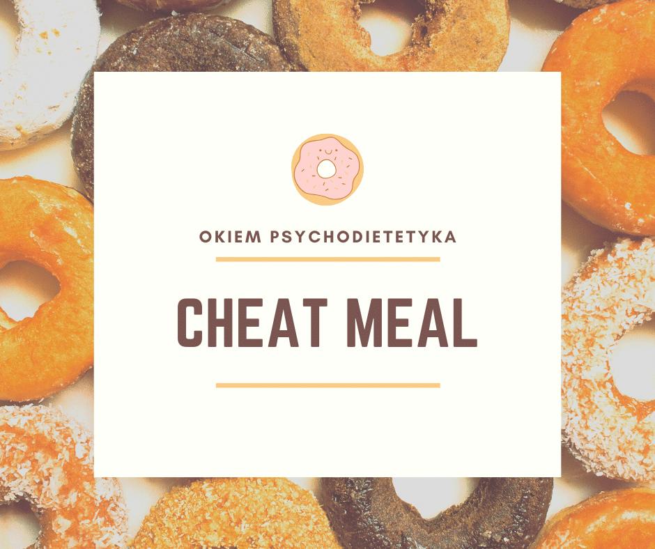 Cheat meal a zaburzenia odżywiania?