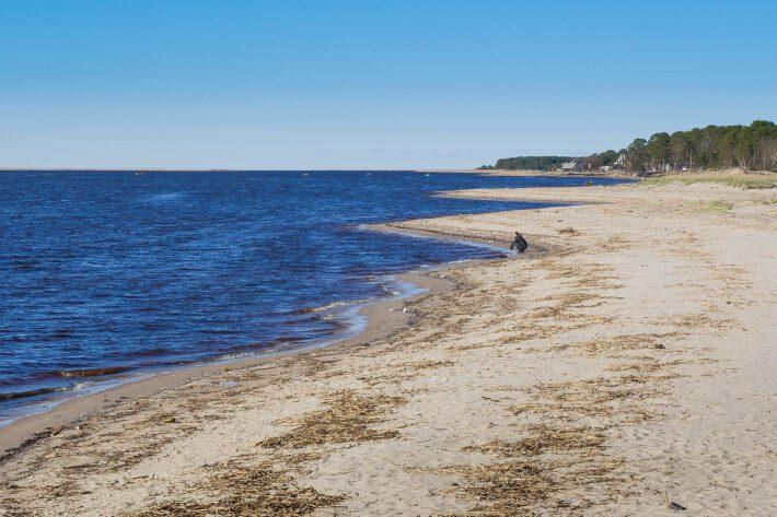 Morze, plaża, wakacje