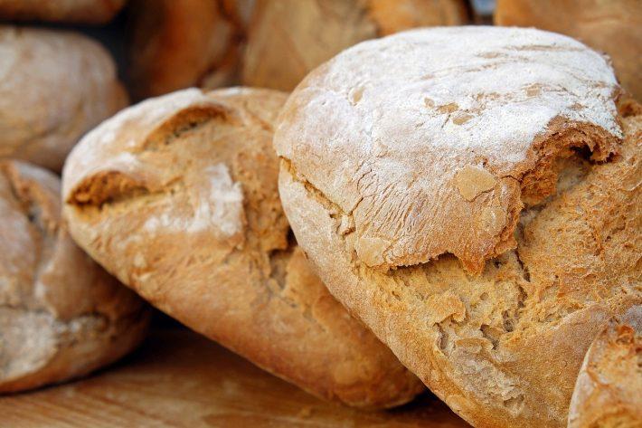 Chleb o tradycyjnym smaku