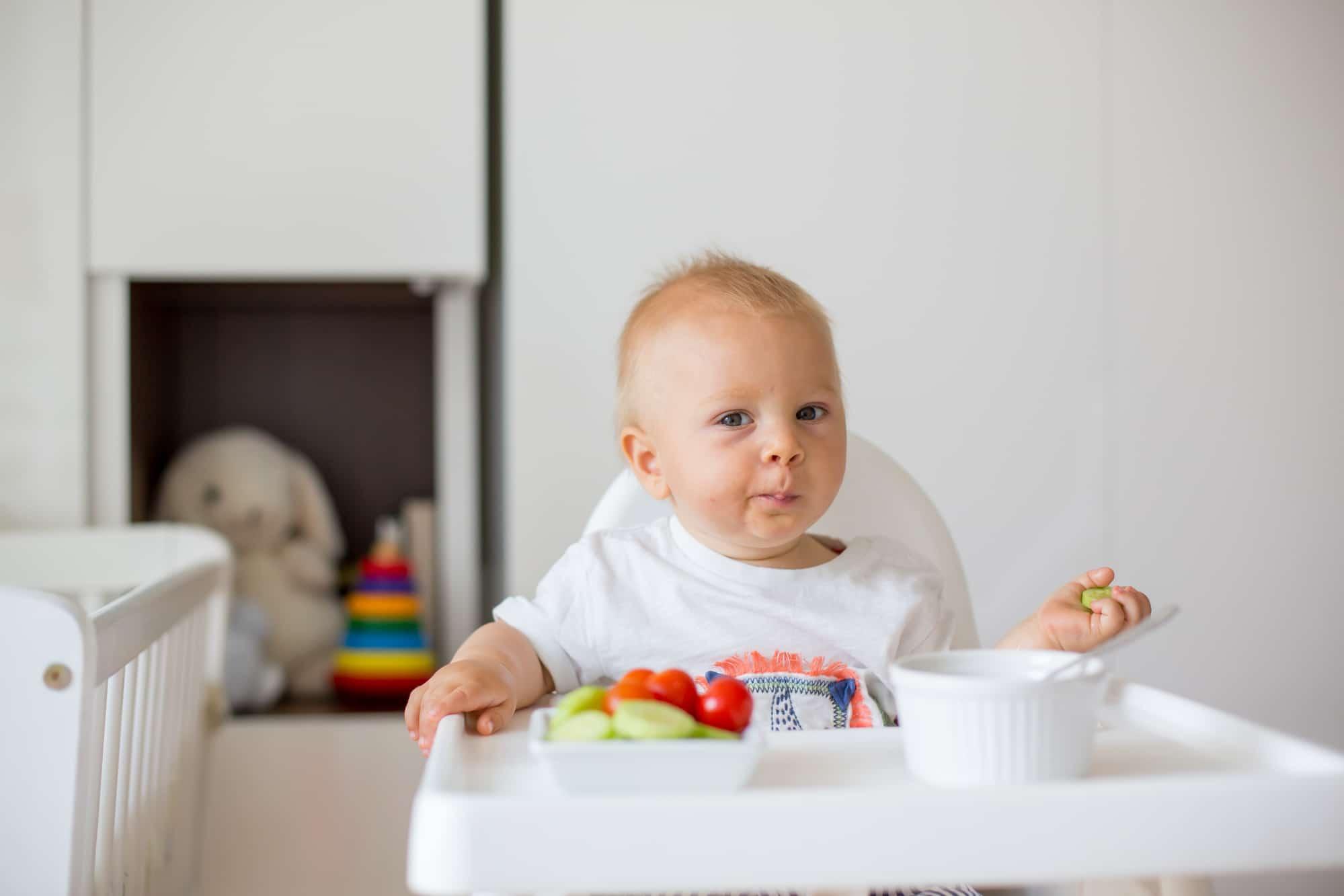 Zdrowe przekąski dla małych dzieci