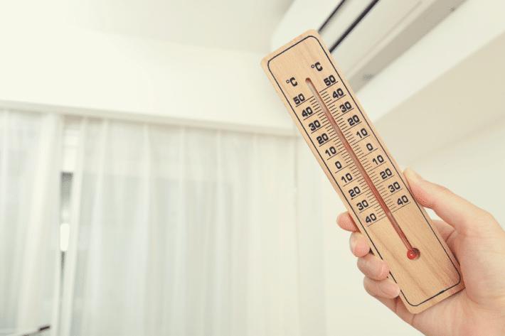 Termometr domowy