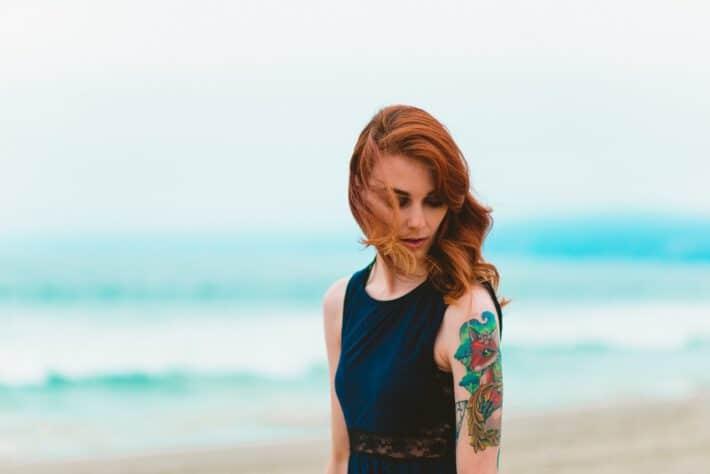 Znaczenie tatuaży u kobiet