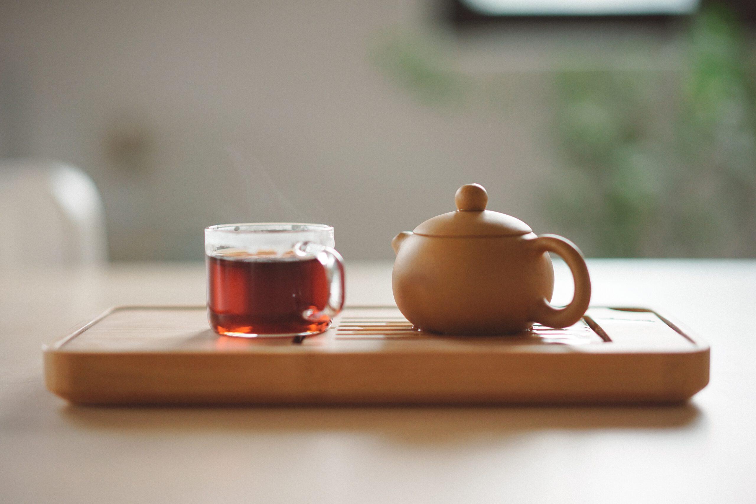 Jak herbata czerwona wpływa na Twój organizm?