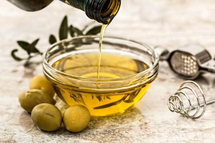 Zdrowy olej w kuchni