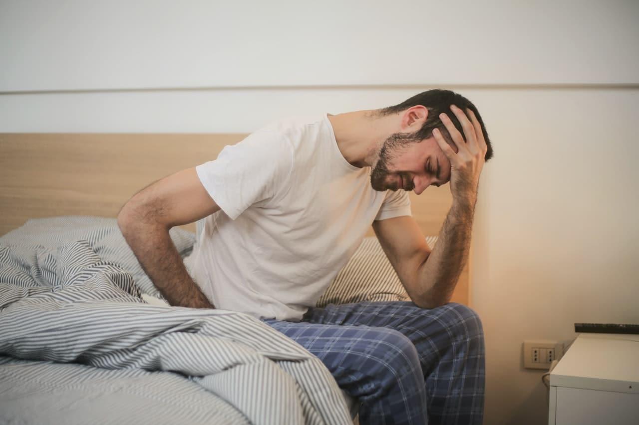 Obniżony poziom limfocytów u mężczyzny