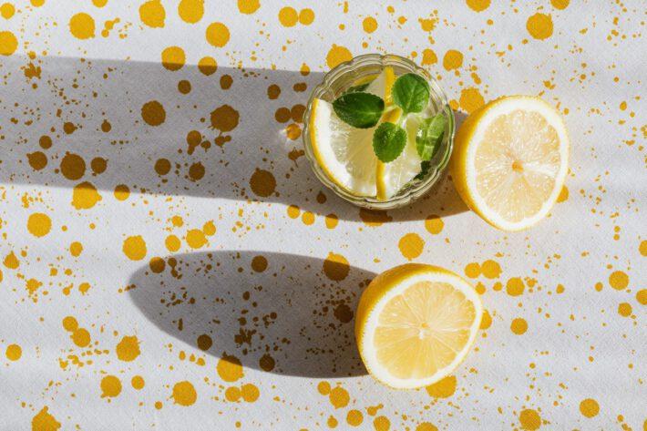 Przepis na orzeźwiającą lemoniade