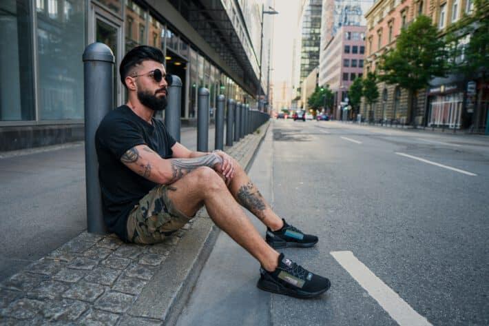 Znaczenie tatuaży męskich