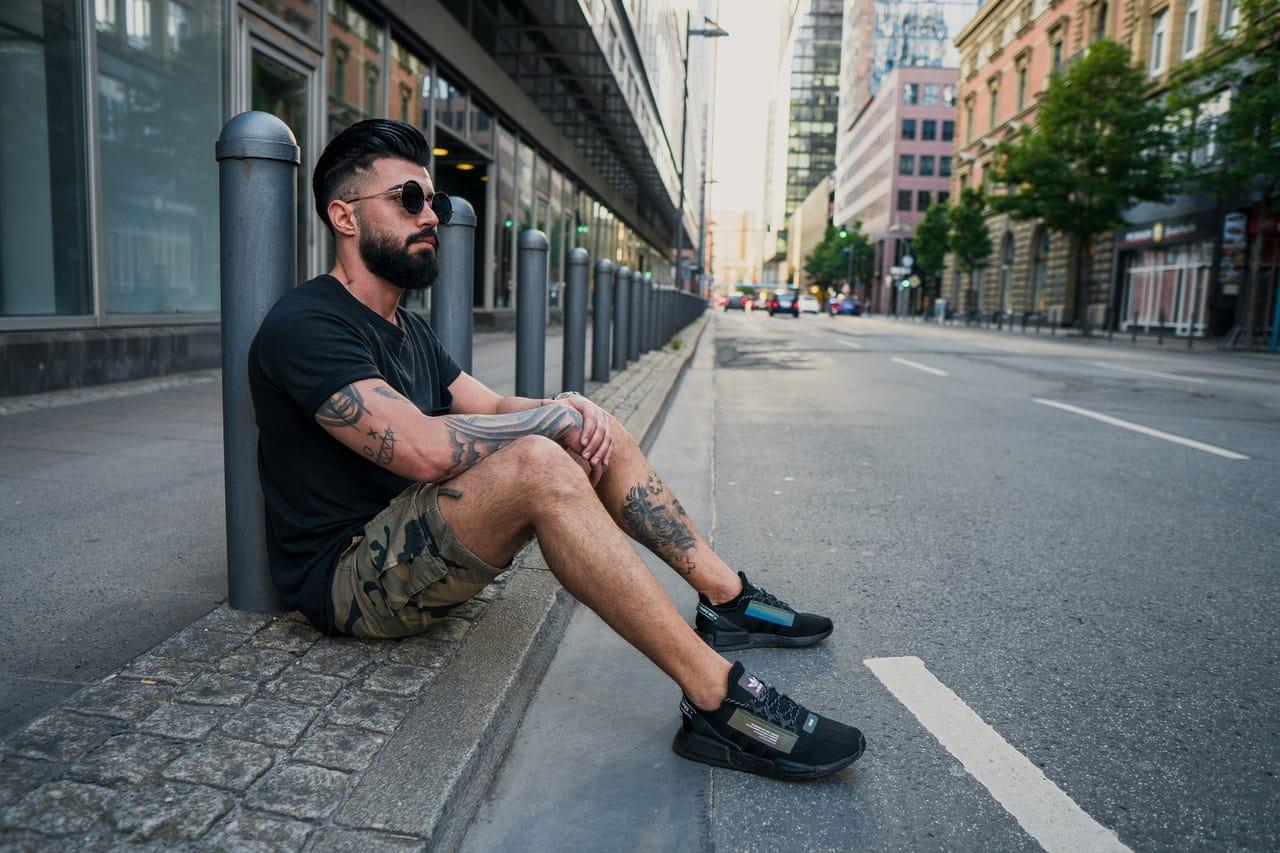 Znaczenie tatuaży męskich. Dowiedz się co oznaczają zanim się zdecydujesz!