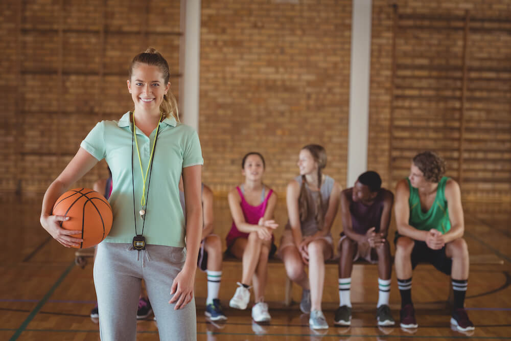Koszykówka - wszystko co powinnaś o niej wiedzieć