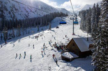 Turystyka zimowa w górach