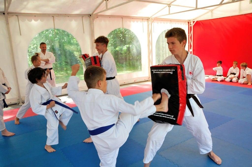 Sztuki walki - sposób na aktywne spędzanie czasu