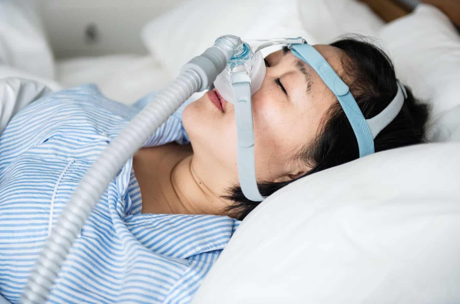 Maski do aparatu CPAP - rodzaje i zastosowanie