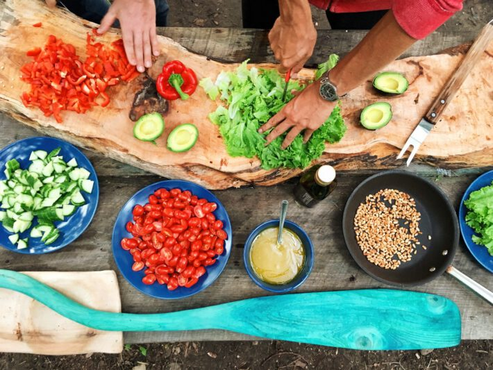 warzywa jako nowe zalecnia zdrowego żywienia