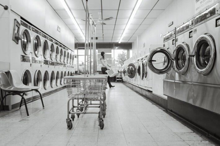 publiczna pralnia