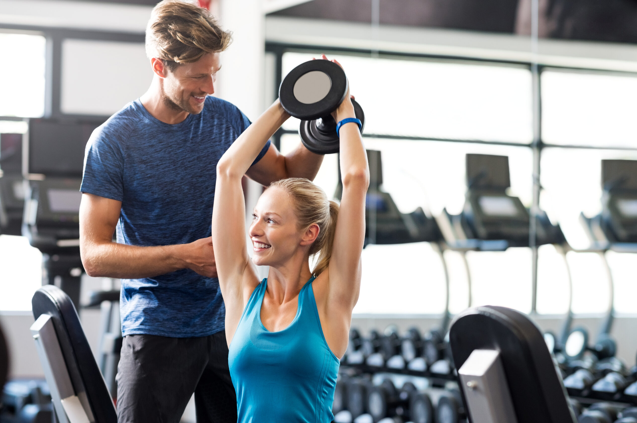 Jak zacząć ćwiczenia na siłowni?