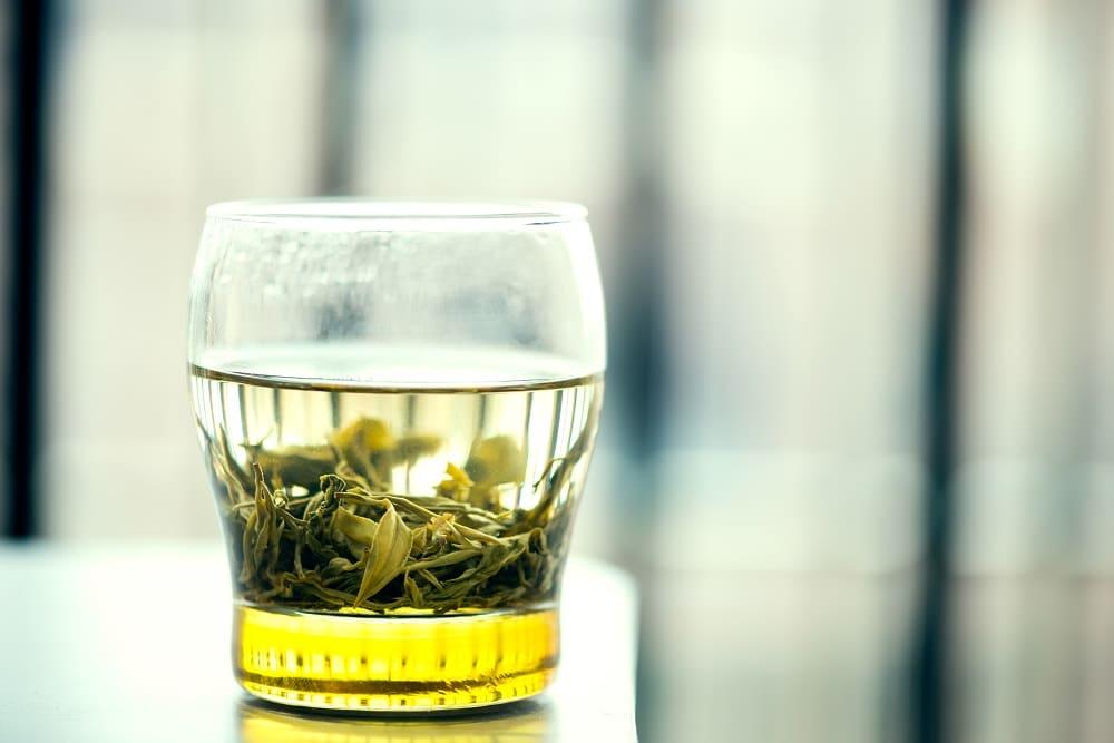 Nietuzinkowe właściwości zielonej herbaty