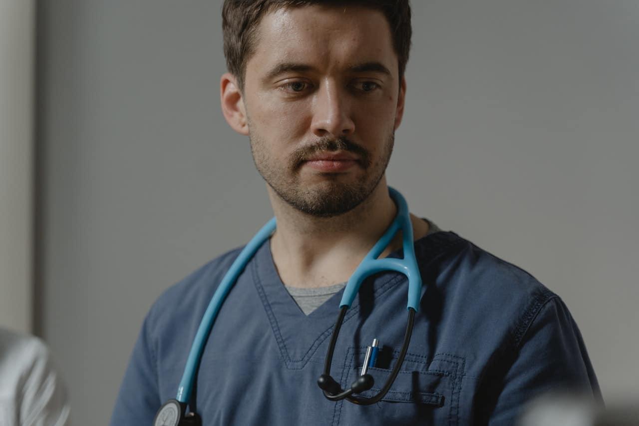 Męski ginekolog, czyli Angrolog