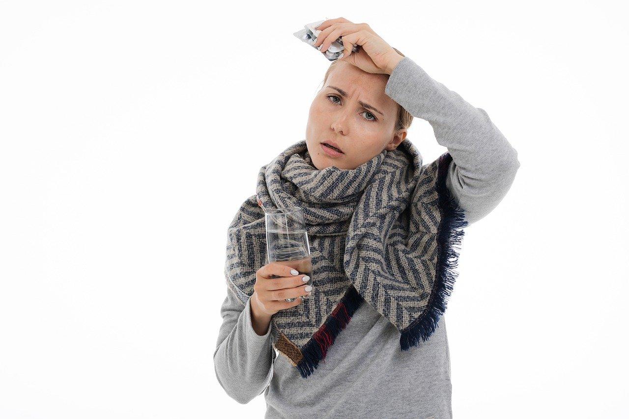 Jakie są objawy wysokiej gorączki i jak można skutecznie ją zbić