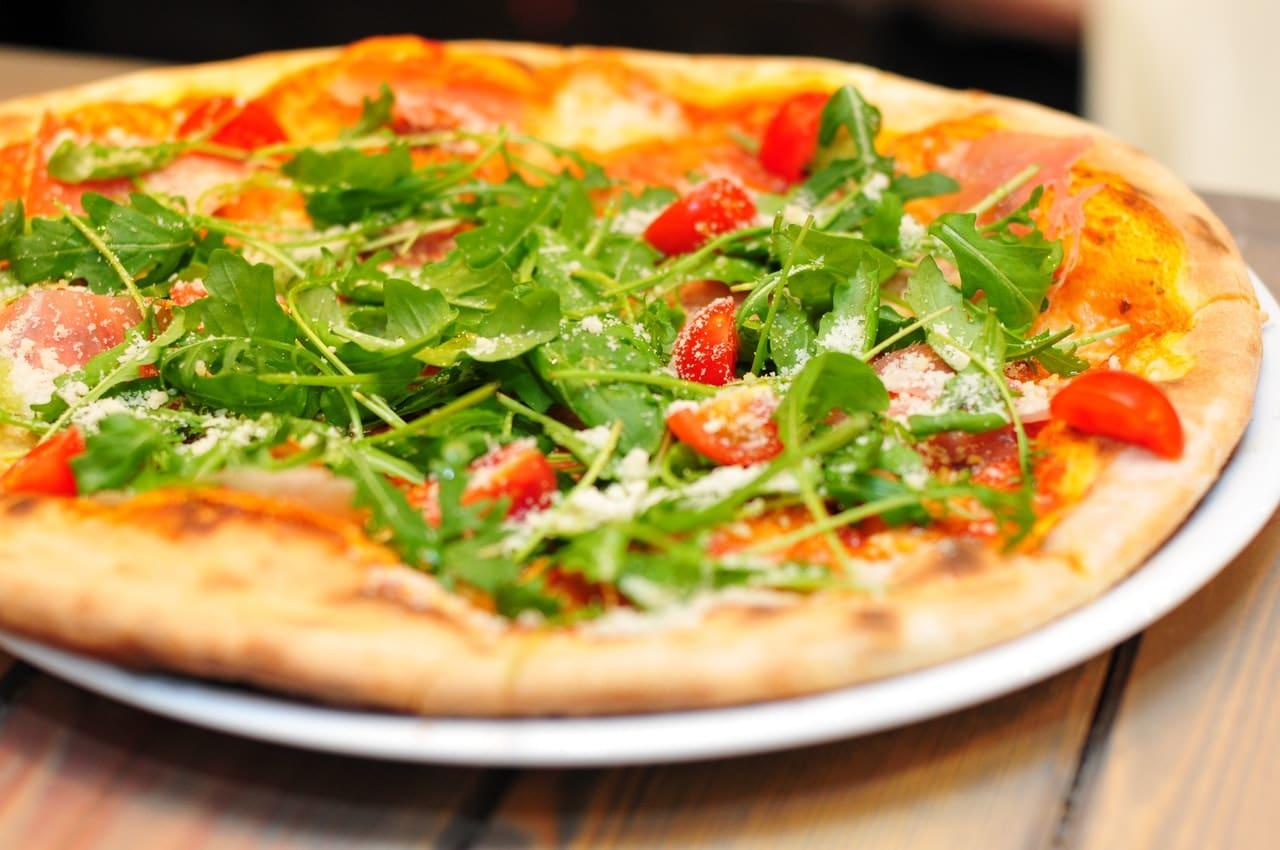 Pizza na diecie srodziemnomorskiej