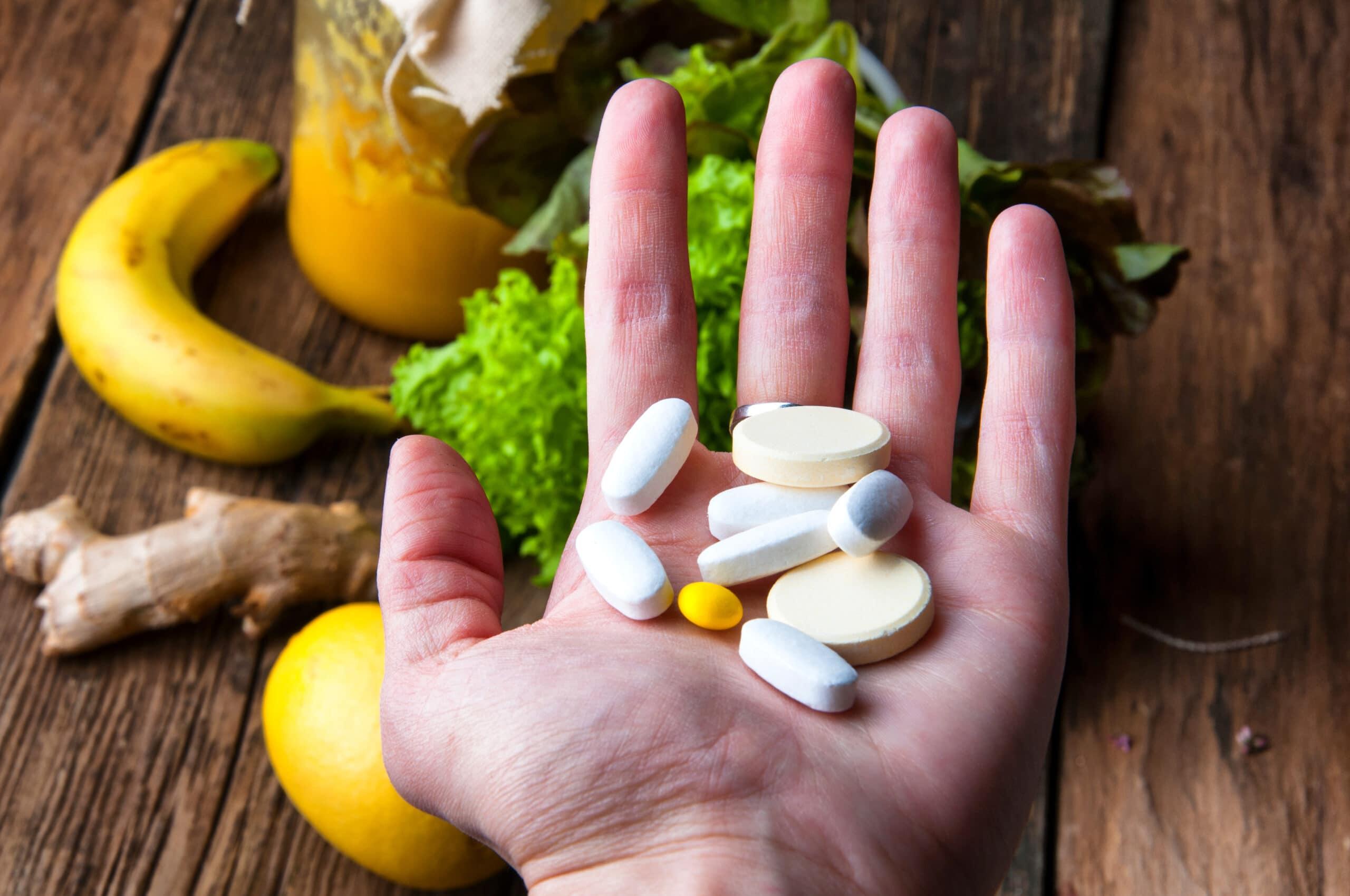 Suplementacja a odporność organizmu – kilka porad dla poszukujących pomocy