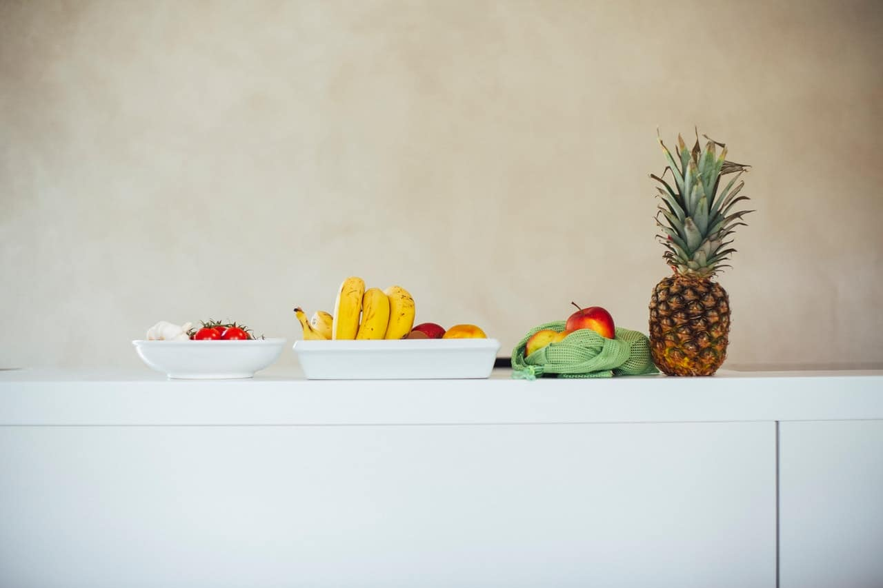 Owoce i zawarta w nich fruktoza jako zamiennik cukru