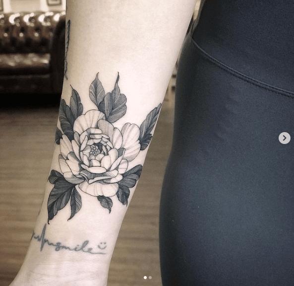 Tatuaże na rękach u kobiet