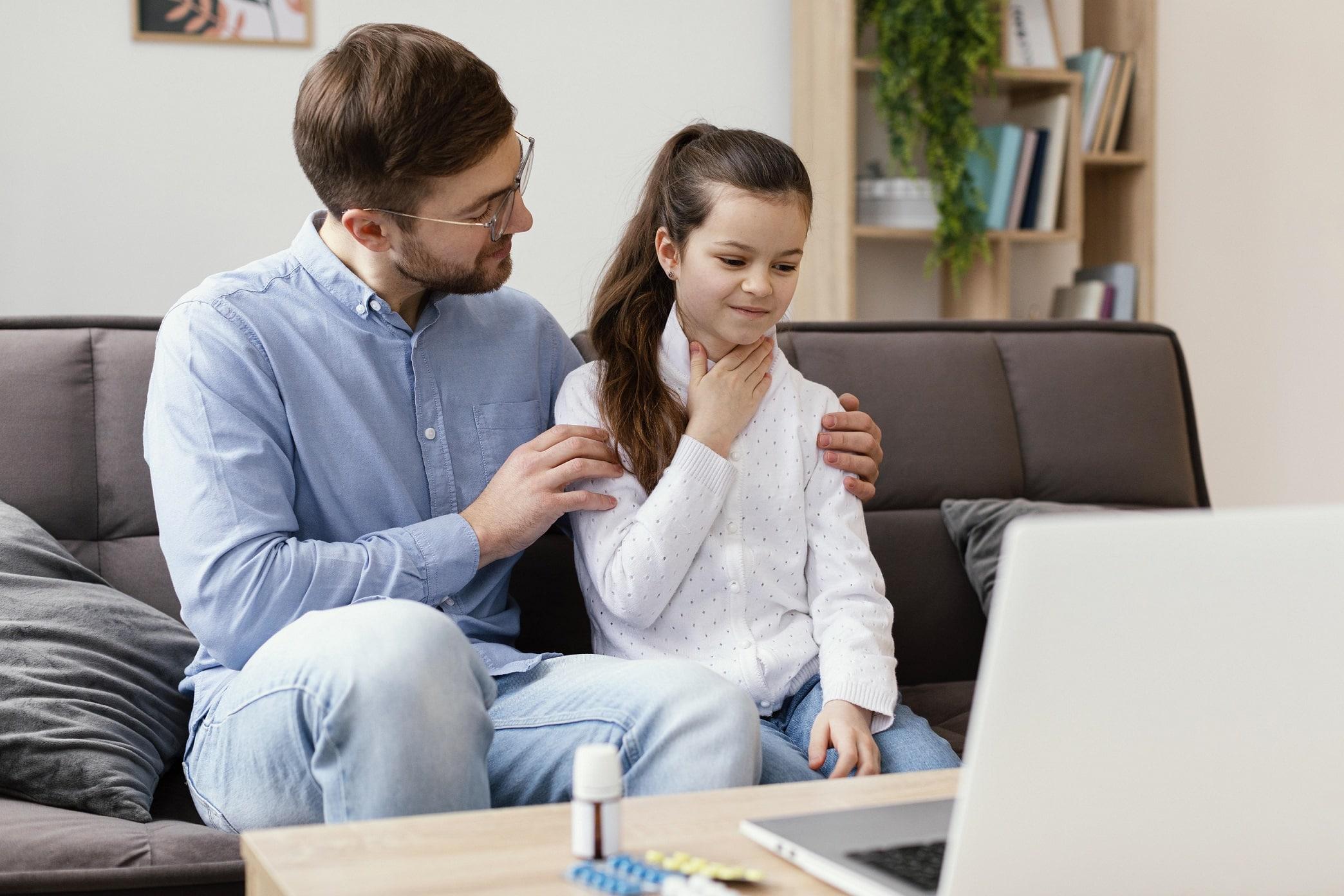 O czym może świadczyć chrypka u dziecka? Domowe sposoby na chrypkę u dzieci