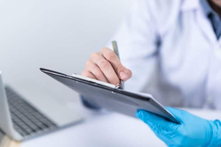 Badanie wykonywane na przeciwciała tarczycowe