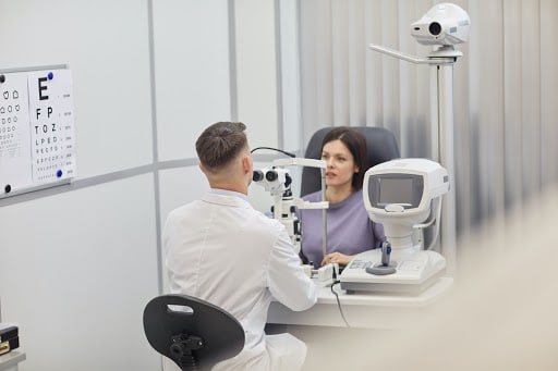 wizyta u optyka