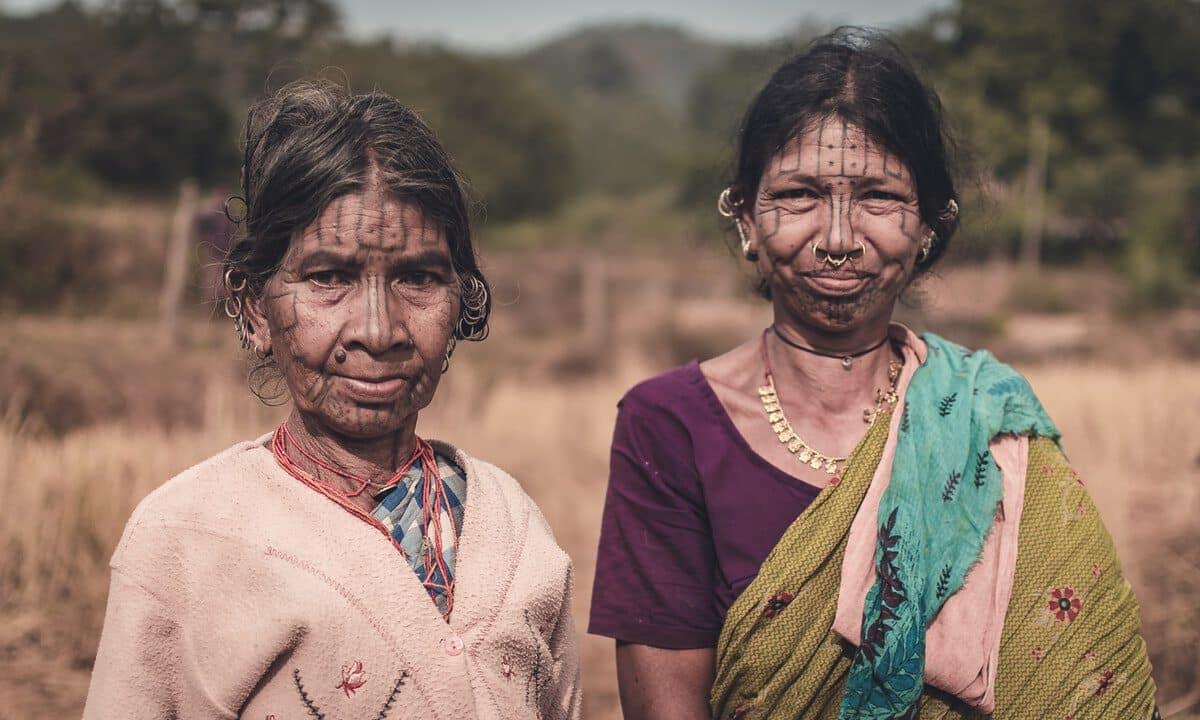Historia i znaczenie tatuaż plemiennych