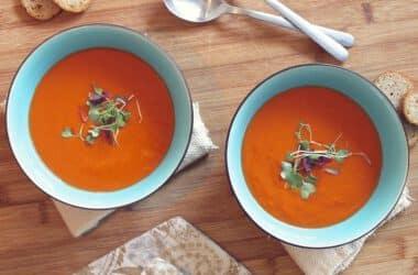 Zupa krem w diecie lekkostrawnej
