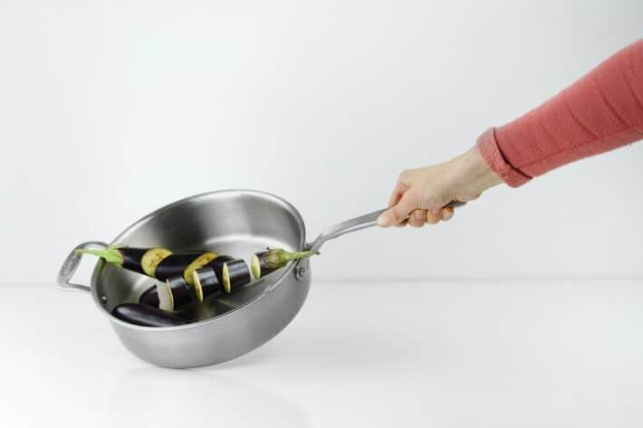 Bakłażan w diecie ketogenicznej