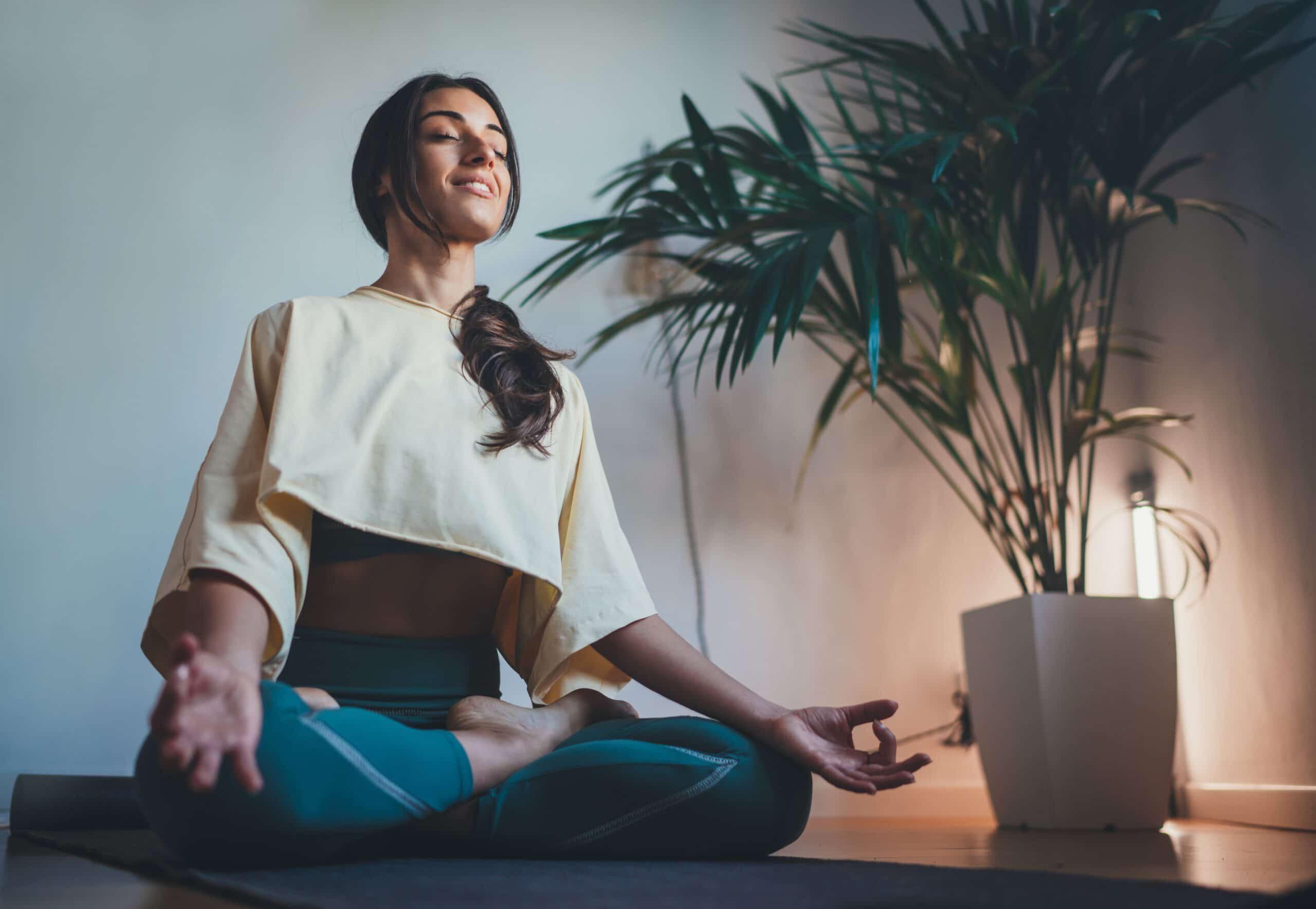 Medytacja - 10 korzyści dla zdrowia