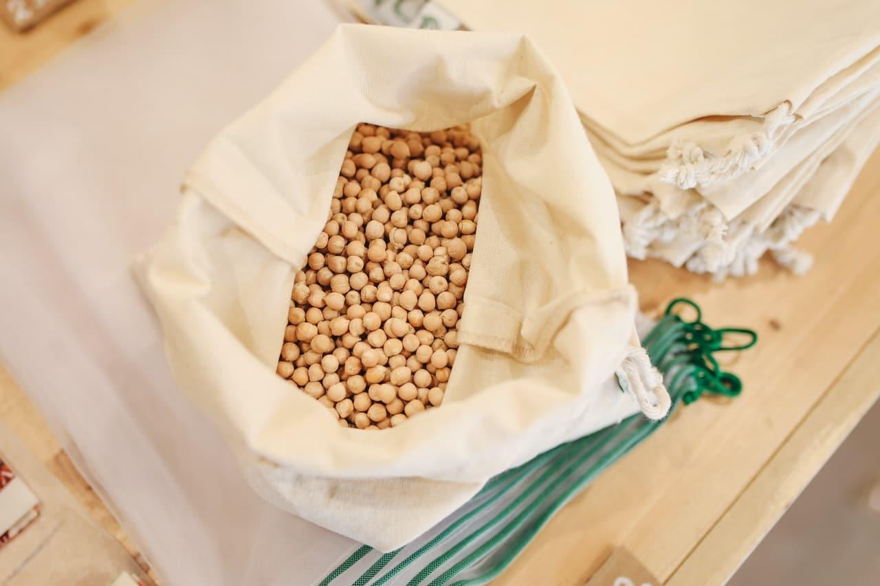 Soja w worku wykorzystywana w diecie trzustkowej