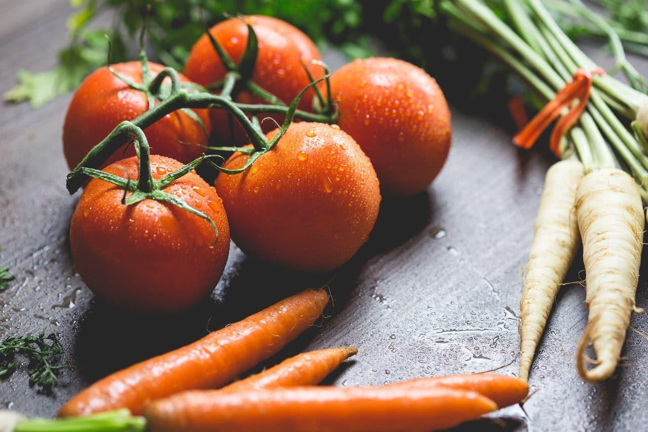 Warzywa w dicie dąbrowskiej